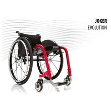 carrozzina superleggera rigida joker evolution progeo