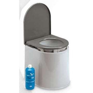 Vendita wc chimico portatile con liquido 1 lt rehastore il miglior negozio di articoli - Bagno chimico prezzo ...