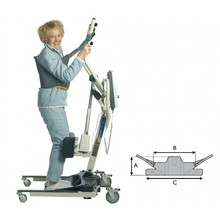 imbracatura stand assist per reliant 350
