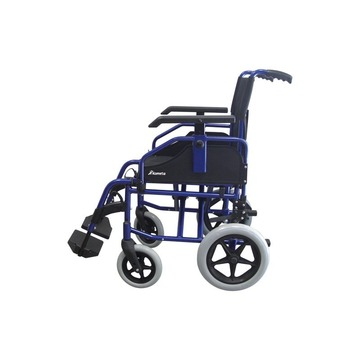 Vendita carrozzina leggera da transito m512e rehastore for Misure cuscino carrozzina