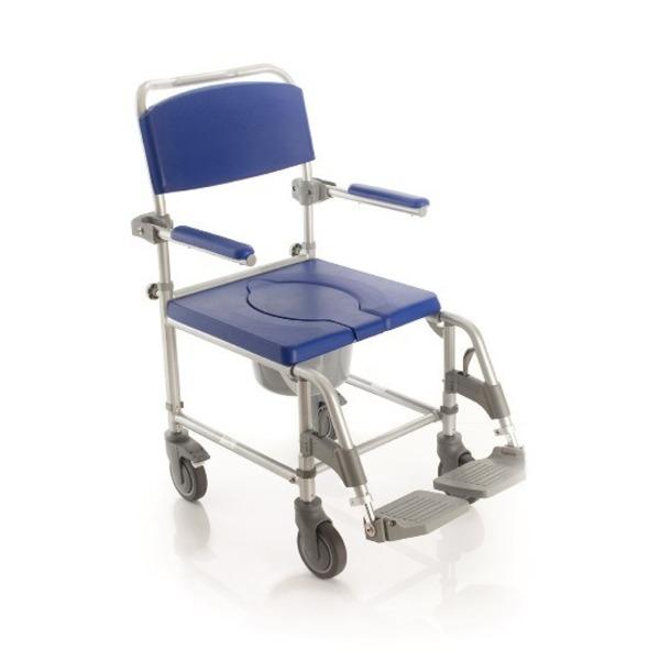 Vendita sedia per wc e doccia rs946 rehastore il miglior for Sedia a rotelle per gatti