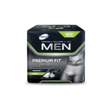 tena men premium fit level 4 large  cfx10 ctx4