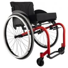 carrozzina superleggera rigida k-series attract küschall invacare