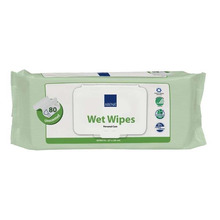 salviette abena wet wipes conf. 80 pz
